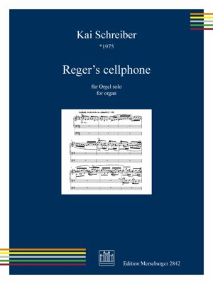 Reger's cellphone (2015)